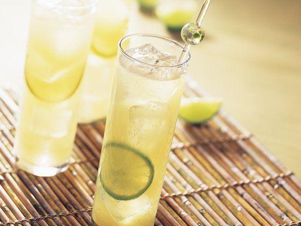 pineapple limeade rezept coastal cocktails pinterest getr nke trinken und essen. Black Bedroom Furniture Sets. Home Design Ideas