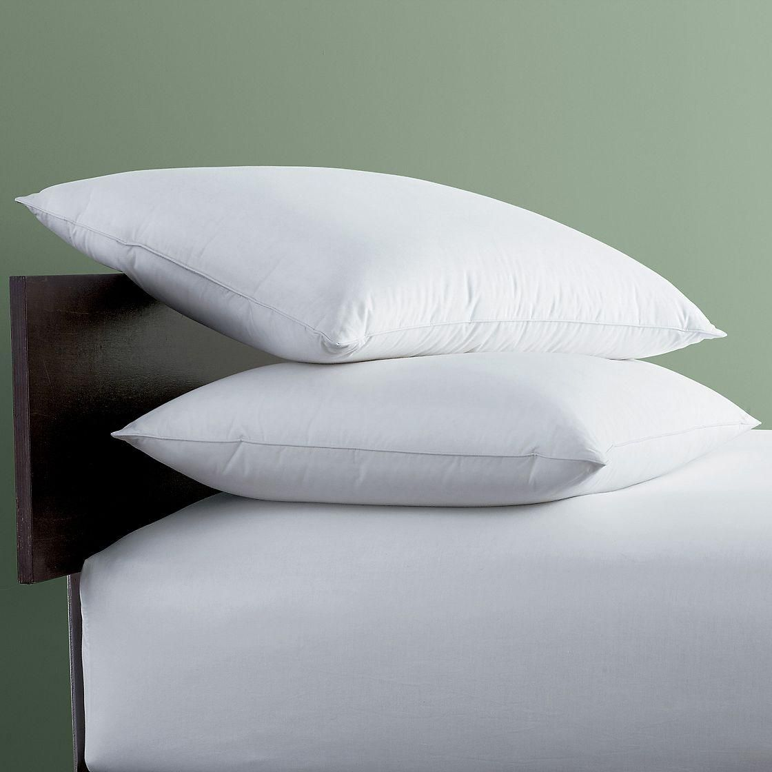 Sleep Position Is A Key Factor In Choosing The Best Pillow For Both Body Alignment And Comfort Fortunately For Consumers Man Pillows Down Pillows Best Pillow