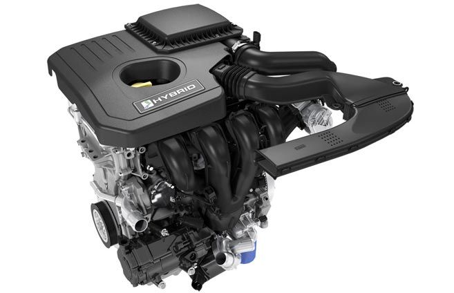 The 2013 Ford C Max Hybrid And C Max Energi Have A New Powertrain