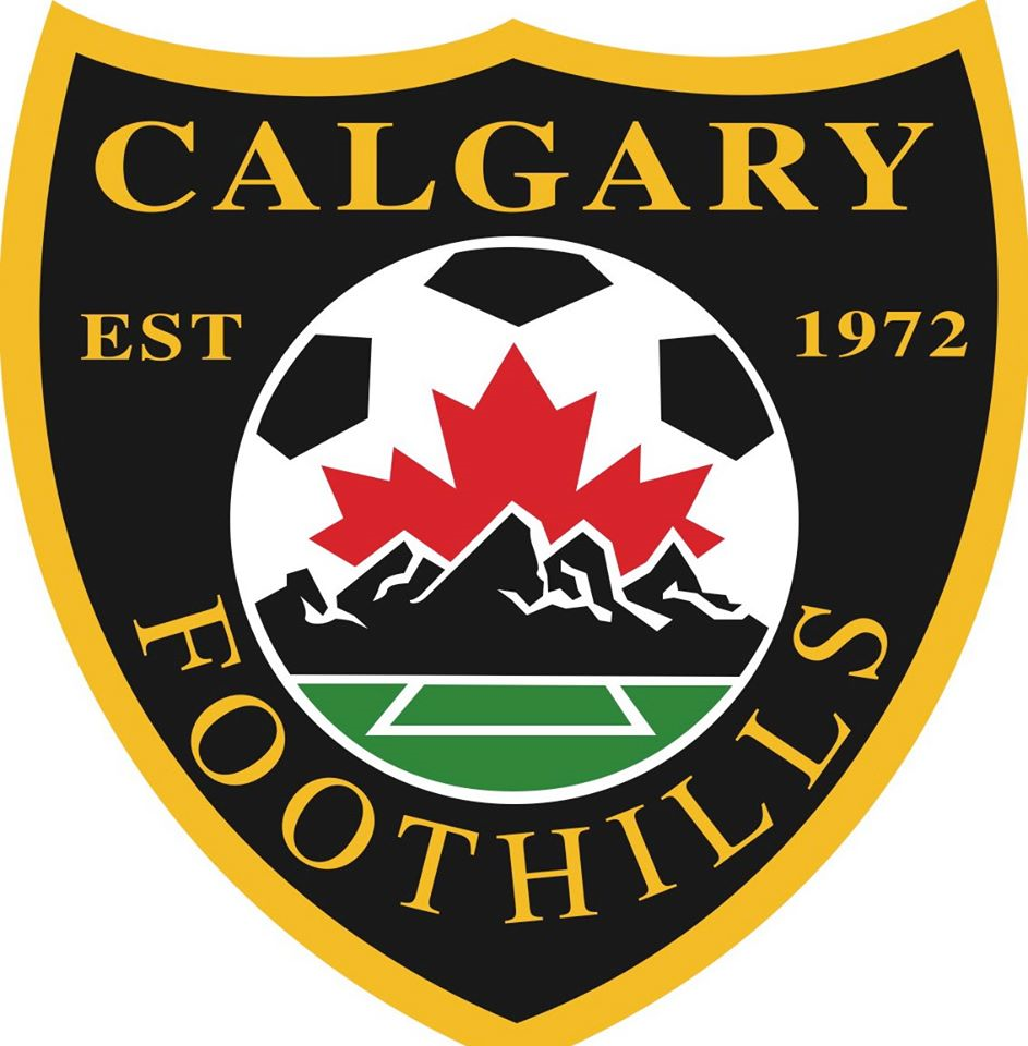 Id 0dd29fc6ecf6fedc14d9b0043127614f1990e0d8 Calgary Foothills F C Primary Logo Usl Premier Development League Logos Football Logo Calgary