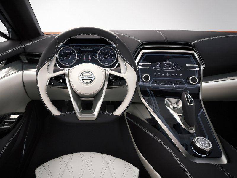 Salón De Detroit Nissan Sport Sedán Concept