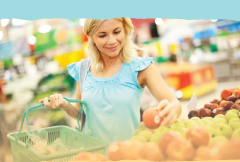 Shopping Tips for Buying Organic! Save money and shop smarter.
