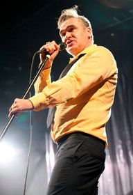 Morrissey (Foto: Public Address)