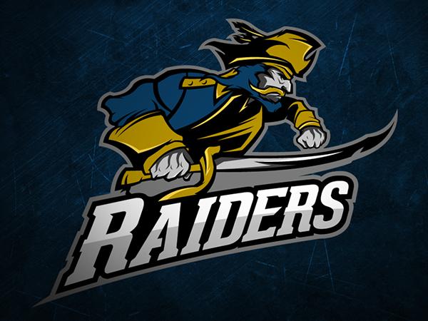 Raiders on Behance | Sports team logos, Sports logo ...  Cool Raiders Logo