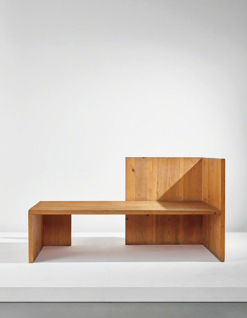 Donald Judd On How To Be An Artist Donald Judd Handmade Furniture Furniture Design