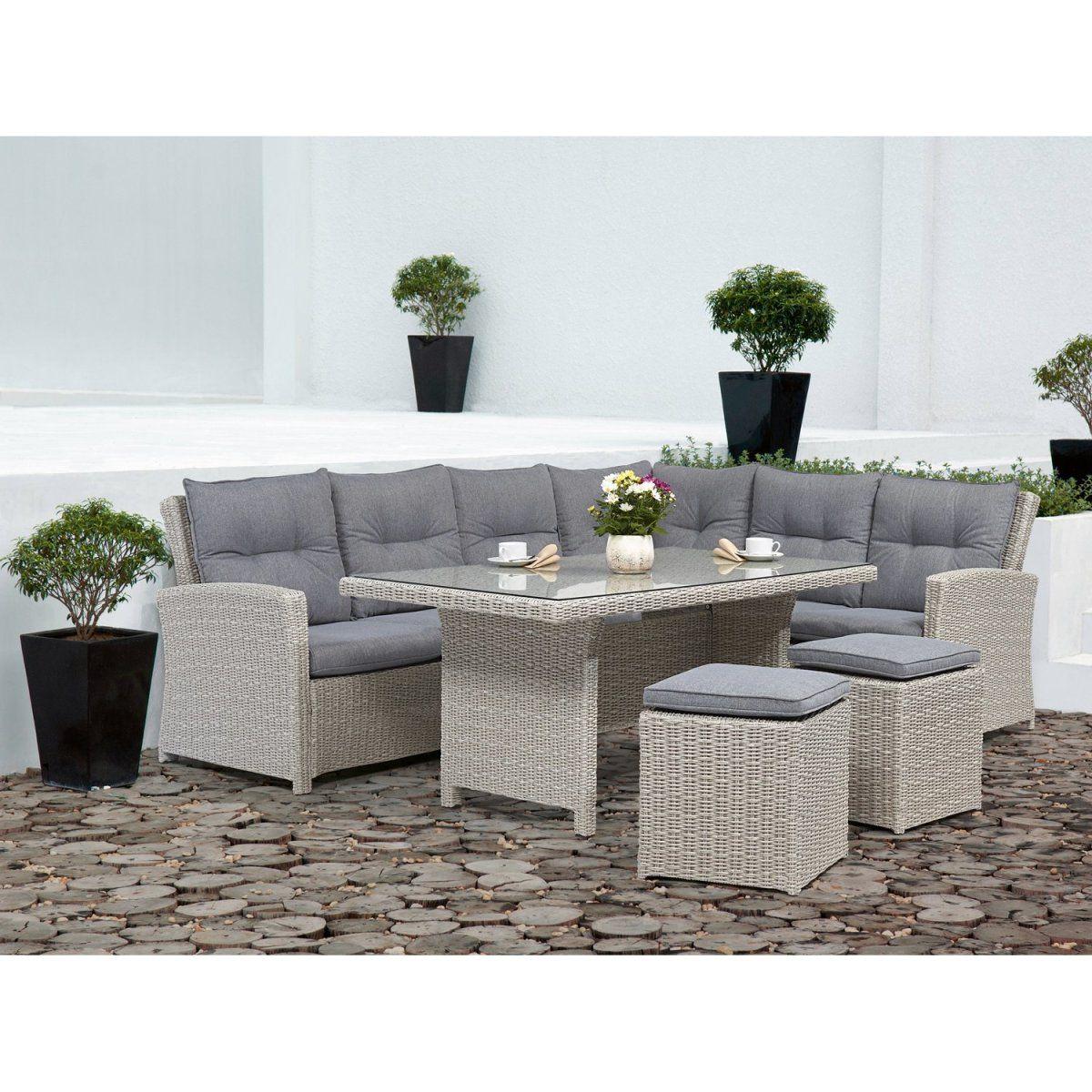 41+ Gartenmoebel lounge set mit esstisch Sammlung
