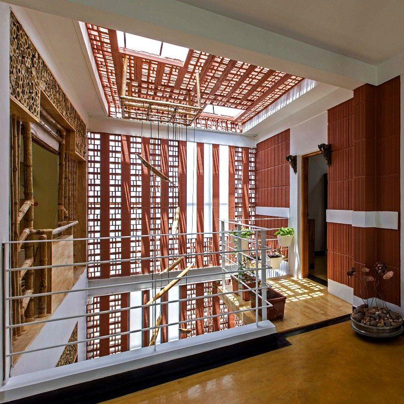 Home Design Ideas Bangalore: Kham Design Builds Prasanna Nairs Residence In Bangalore