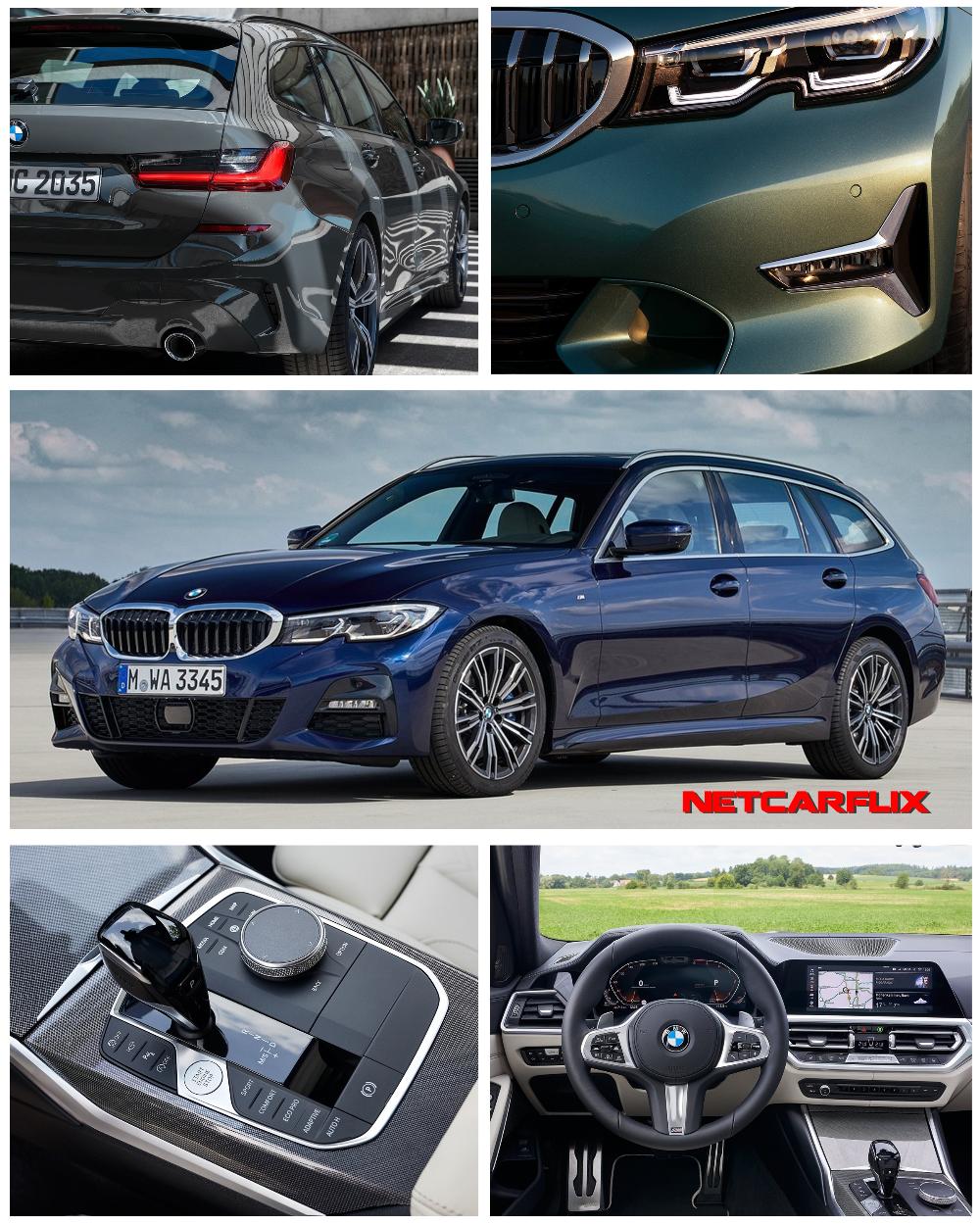 2020 BMW 3-Series Touring - Dailyrevs