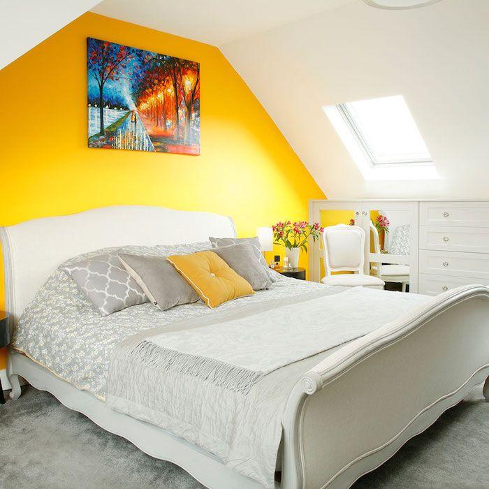 ▷ 1001 + idées pour choisir une couleur chambre adulte ...