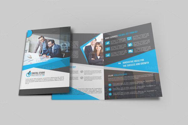 25 Bi Fold Brochure Template Psd Ai Eps Format Downloads Bi