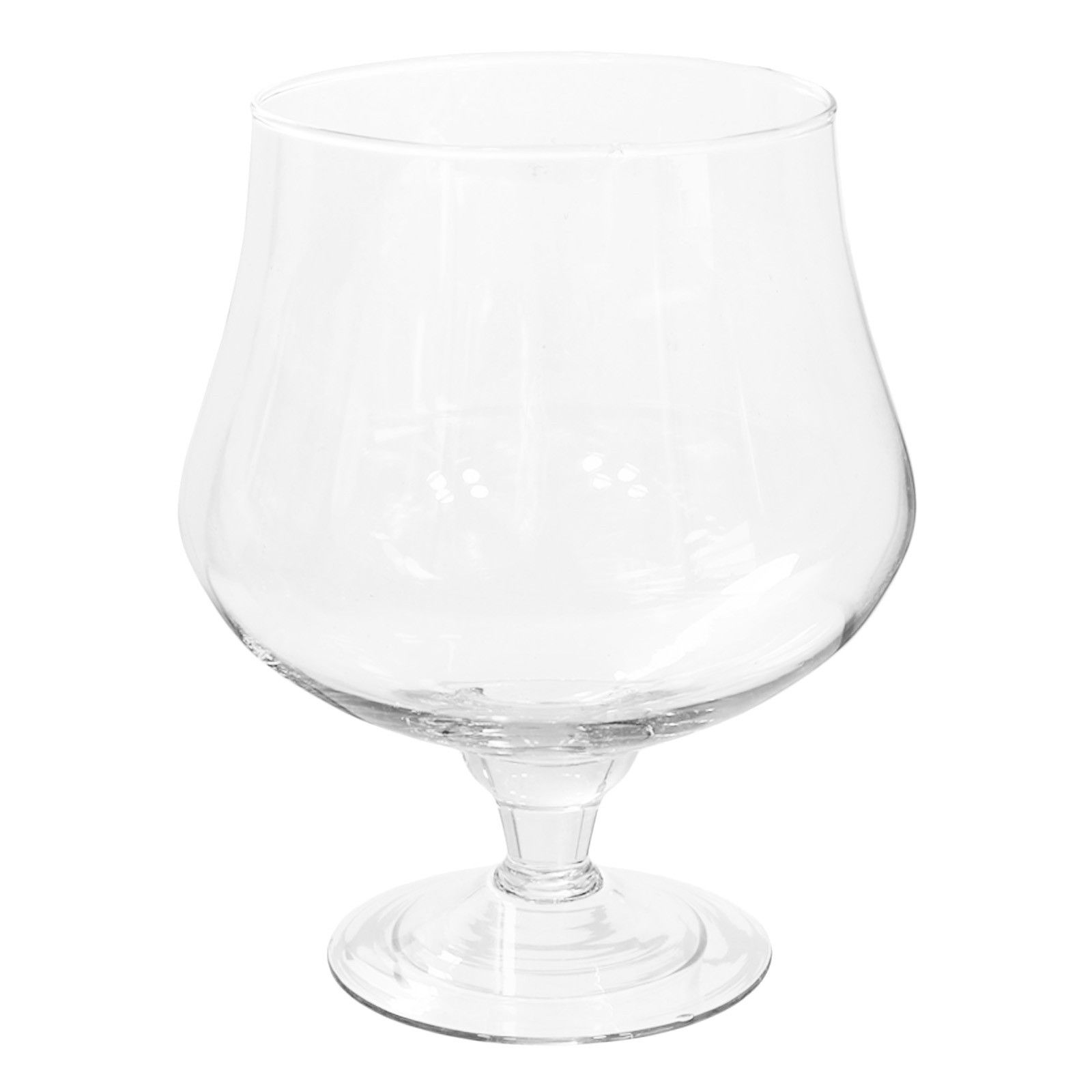 This Listing Is For One Home Decoration Large Footed Glass