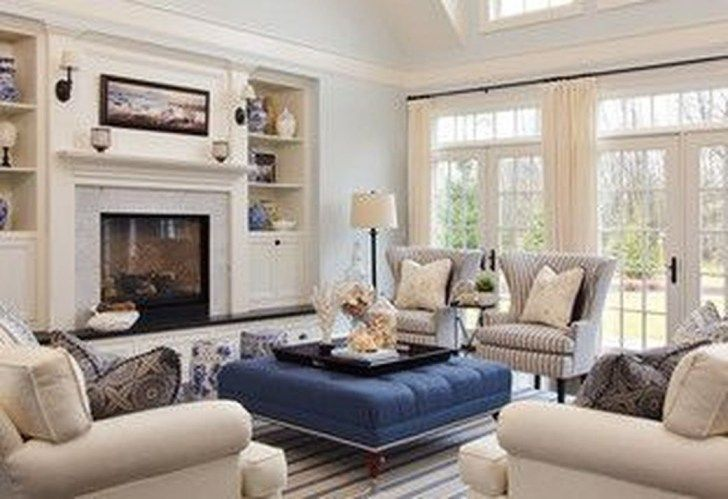 Stunning Large Living Room Layout Ideas For Elegant Look 31