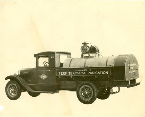 Termite Truck Monster Trucks Termites Orkin