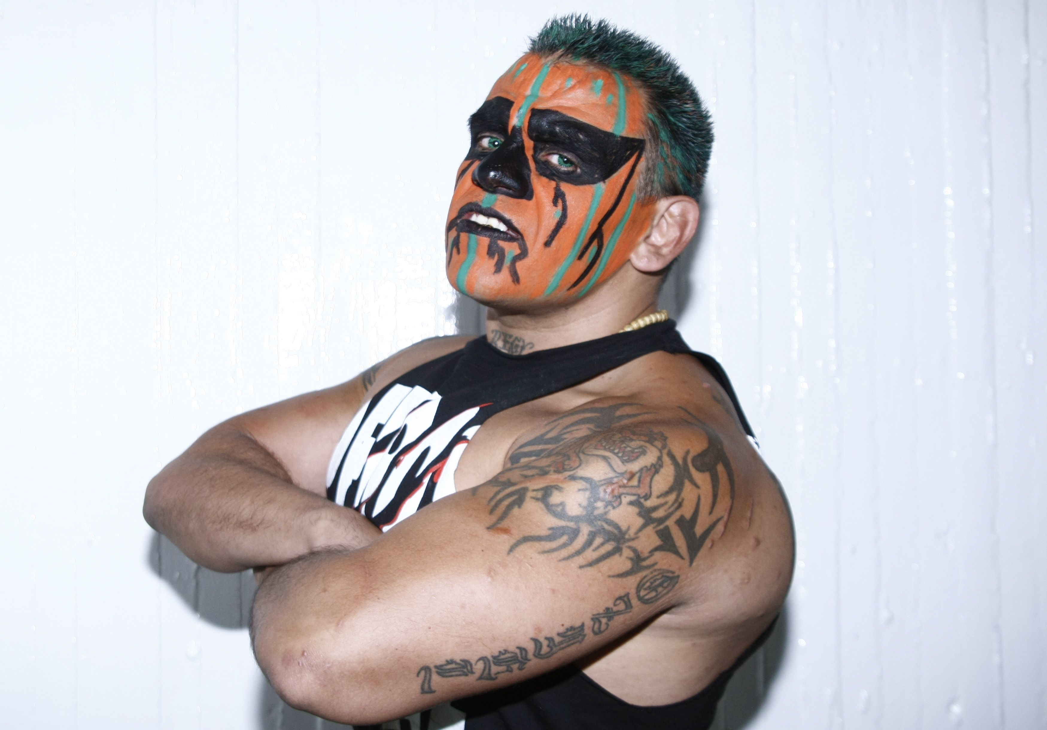 Image result for halloween luchador aaa