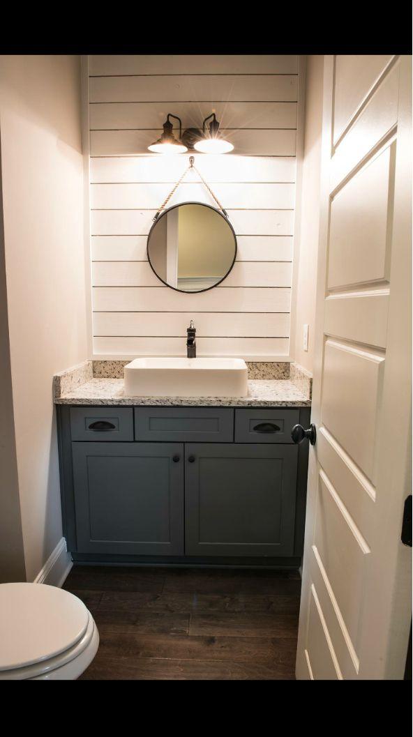 Downstairs 1 2 Bath Laundry Ideas Small Half Bathrooms Small Basement Bathroom Small Bathroom Vanities