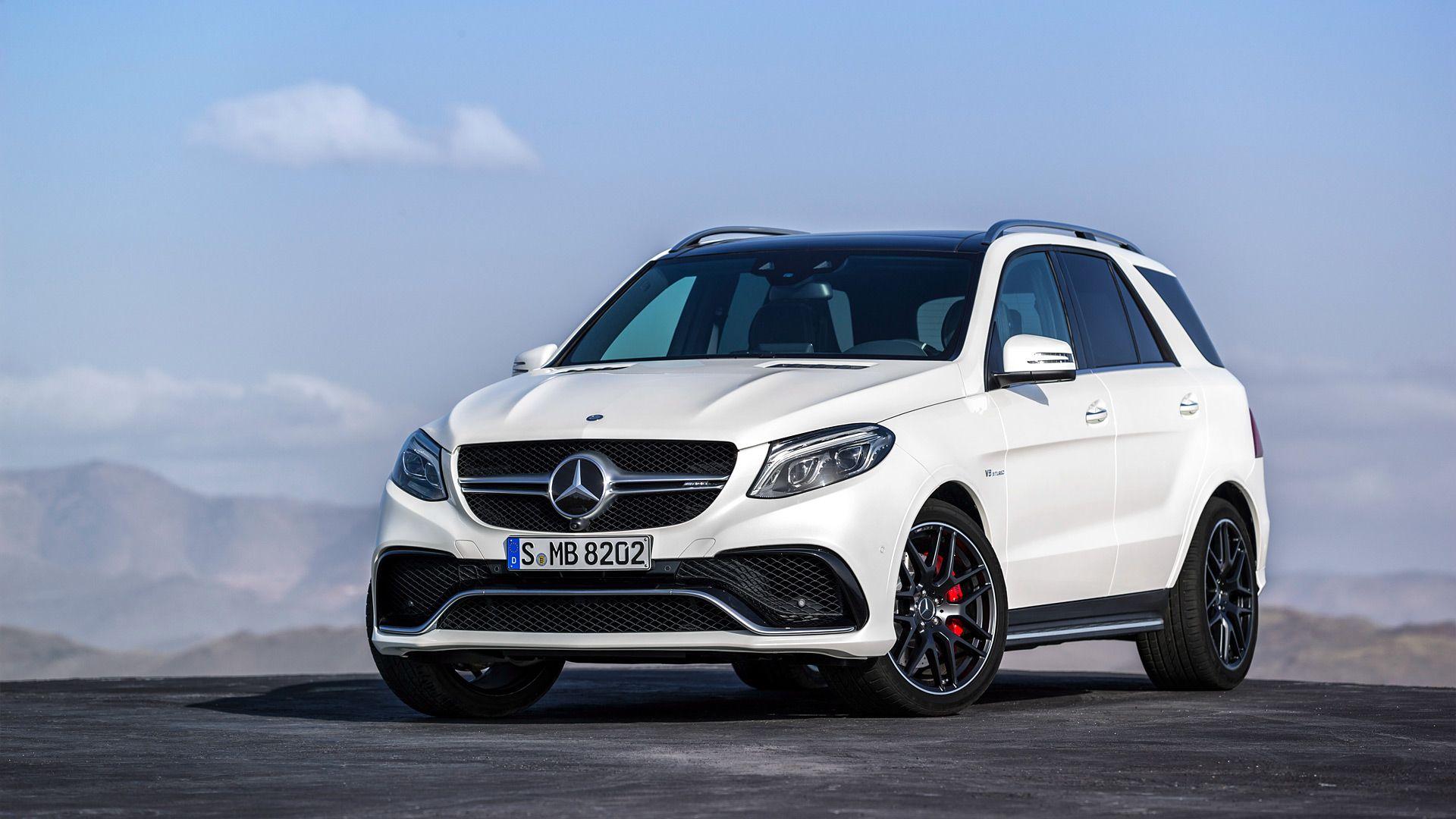 2016 Mercedes Benz Gle 63 Amg Http Www Wsupercars Com Merc 2016