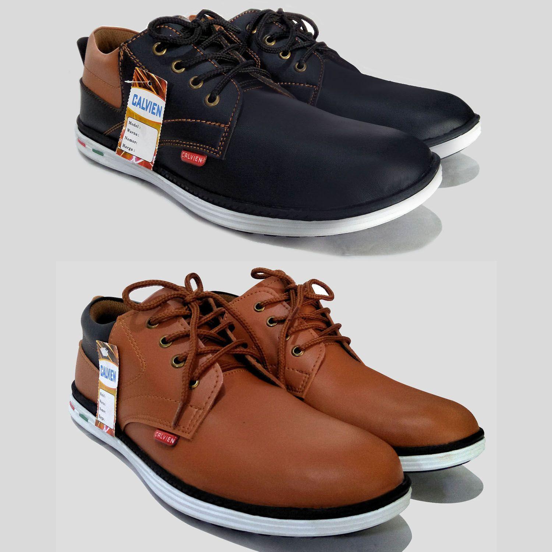 Sepatu Kasual Sneakers Fashion Pria Kode Cl 04 Sepatu Sepatu