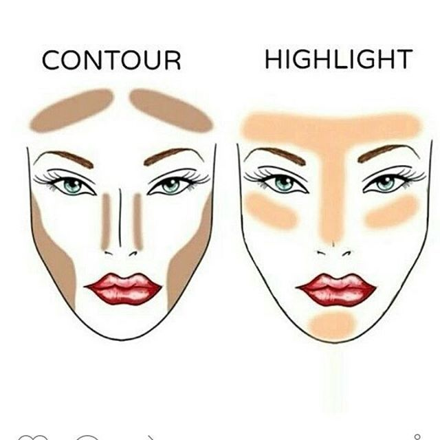 Learn how to contour your face with different videos. You need to ...