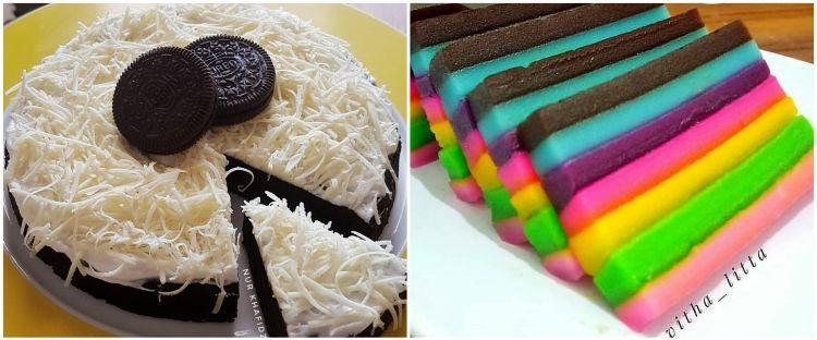 15 Resep Kue Tanpa Mixer Dan Oven Enak Sederhana Dan Praktis Di 2020 Resep Kue Kue Lezat Kue