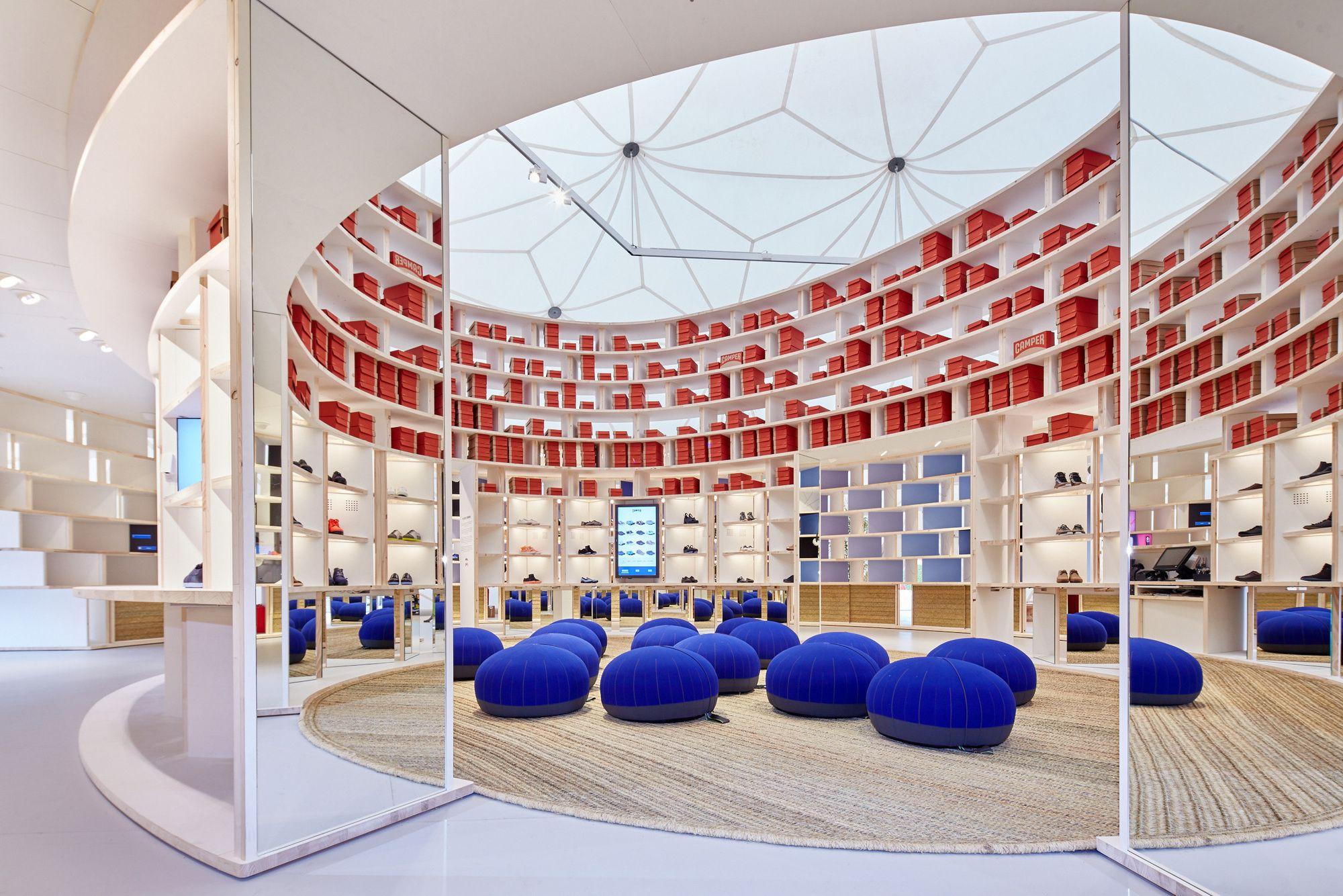 Campus Kéré Gallery Of At Architecture VitraCamper Store TlFK3J1c
