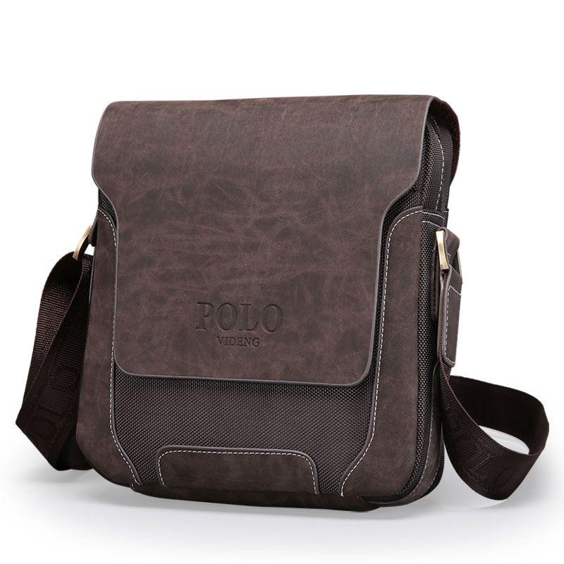 ad25d7eb6222 Мужская сумка-планшет Polo pride с откидным клапаном на магнитном замке.  Внутри: одно