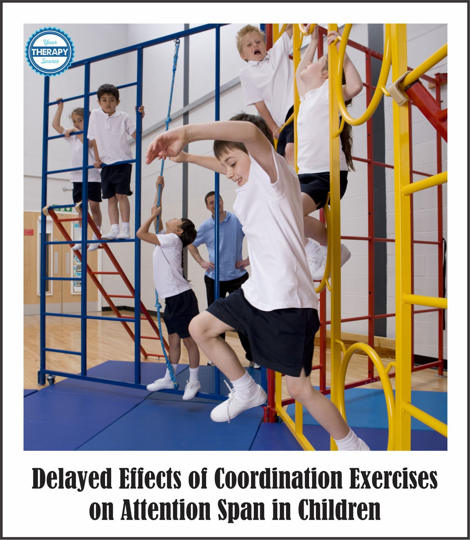 Delayed Effects Of Coordination Exercises On Attention