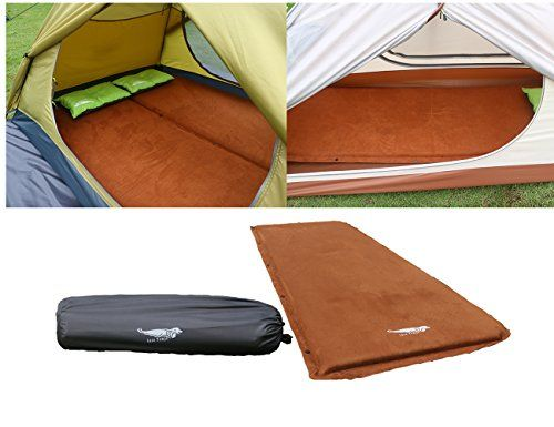 Luxe Tempo 2 inch Self Inflating Sleeping Pad Luxurious C