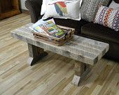 Coffee Table, Reclaimed Wood Coffee Table, Media Console, Distressed Wood, Barn Wood Table, End Table, Sofa Table, Rustic Coffee Table
