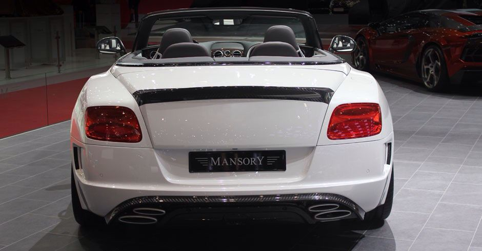 Mansory Bentley Mansory Tuning Pinterest
