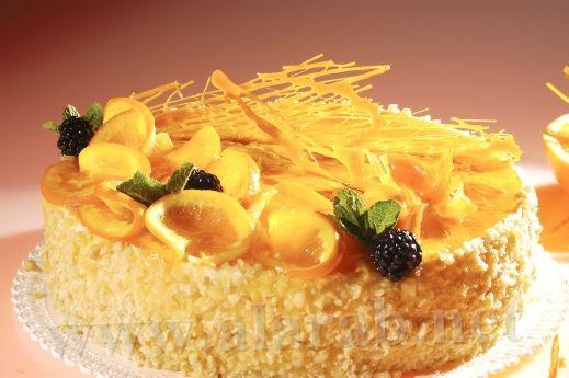 كيكة البرتقال والقرفة Food Camembert Cheese Cheese