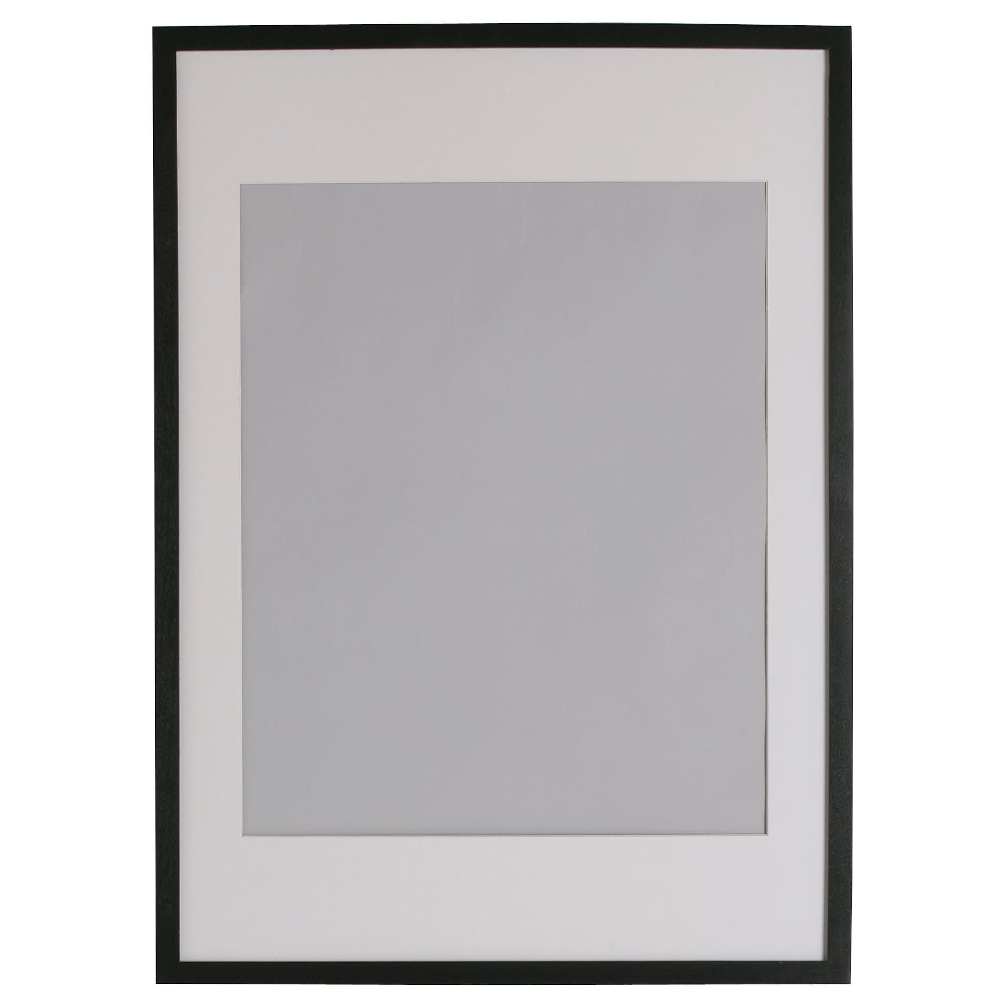Ribba Frame Black 24x35 Ribba Frame Bathroom Picture Frames Picture Frame Wall