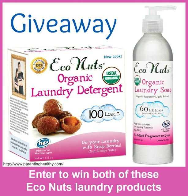 Parenting Healthy Save Money On Laundry Using Eco Nuts Organic