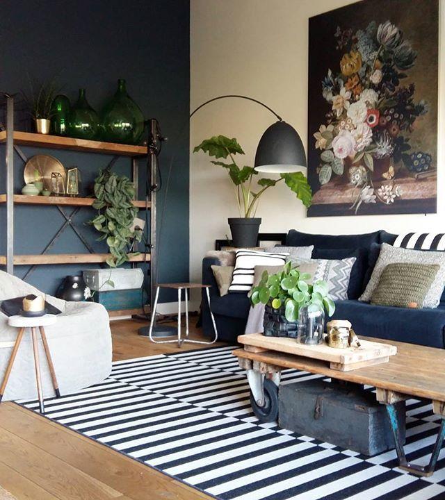 Plants Interior concepto Pinterest Salón, Sofá y Decoración