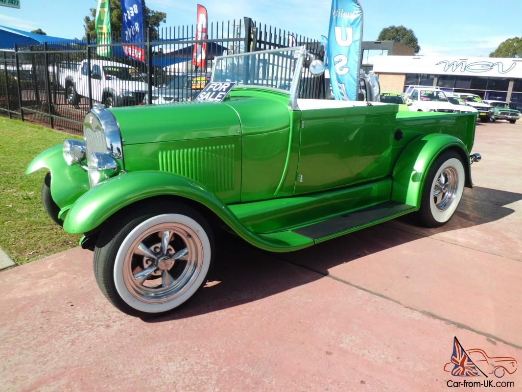 1928 ford convertibles   1928 Ford Roaster Pickup Hotrod in Sydney ...