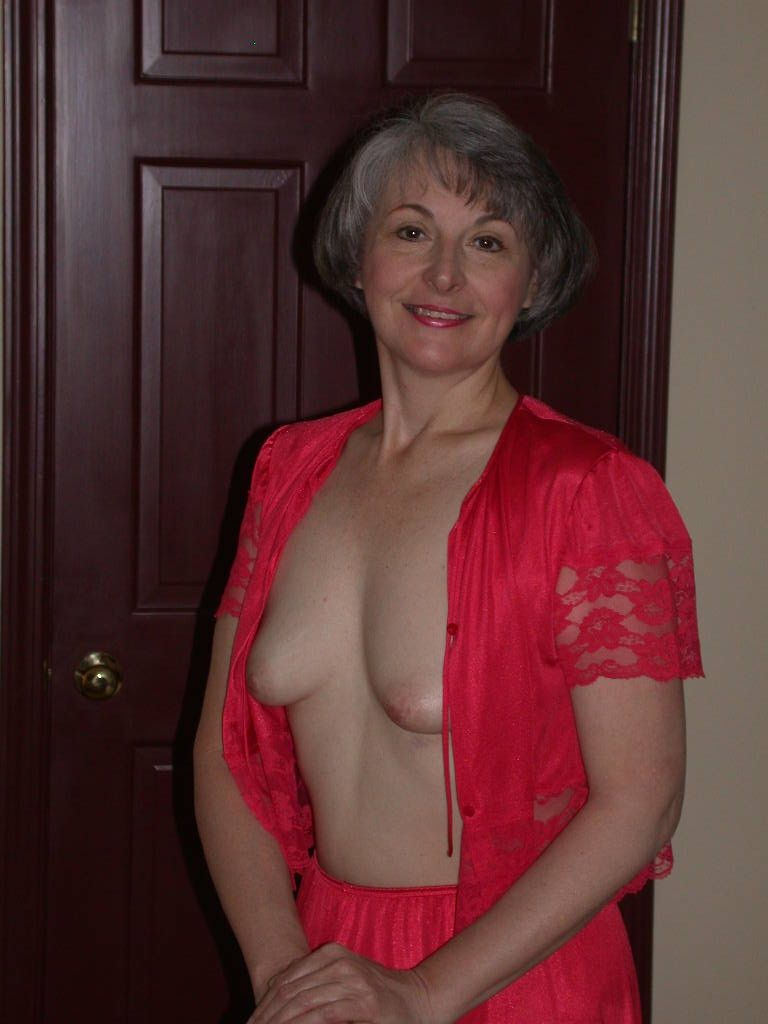 Nude gray mature grannies