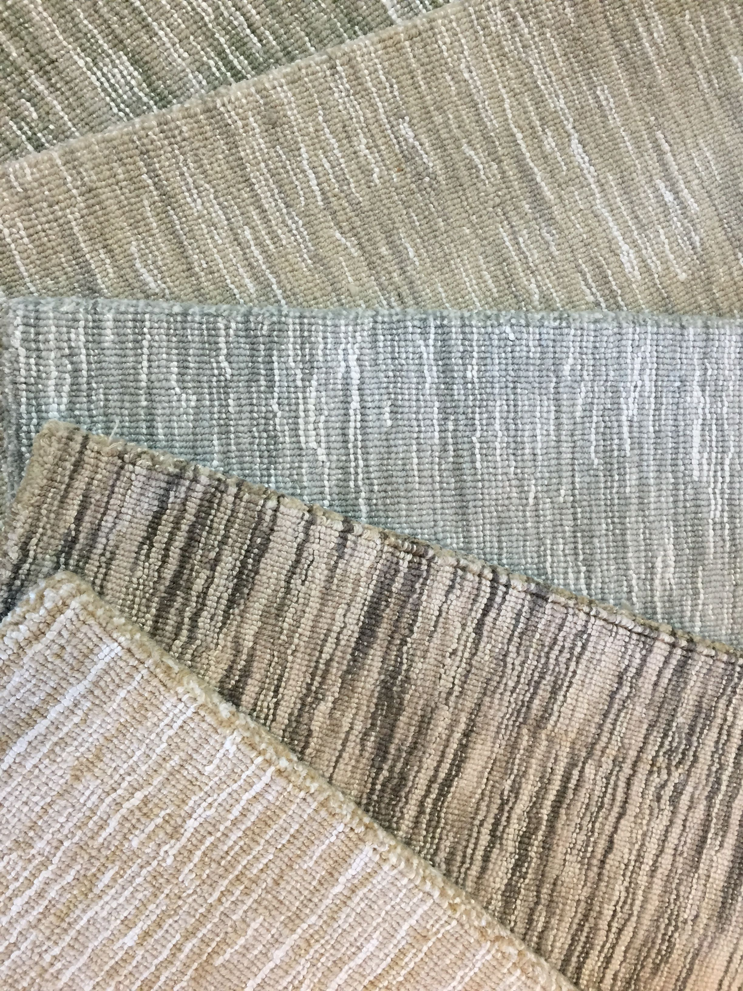 A Wool And Viscose Blend Carpet That Comes 15 Wide Offered For Wall To Wall Installation Or Area Rugs Of Any Rugs On Carpet Carpet Orange Wall Installation
