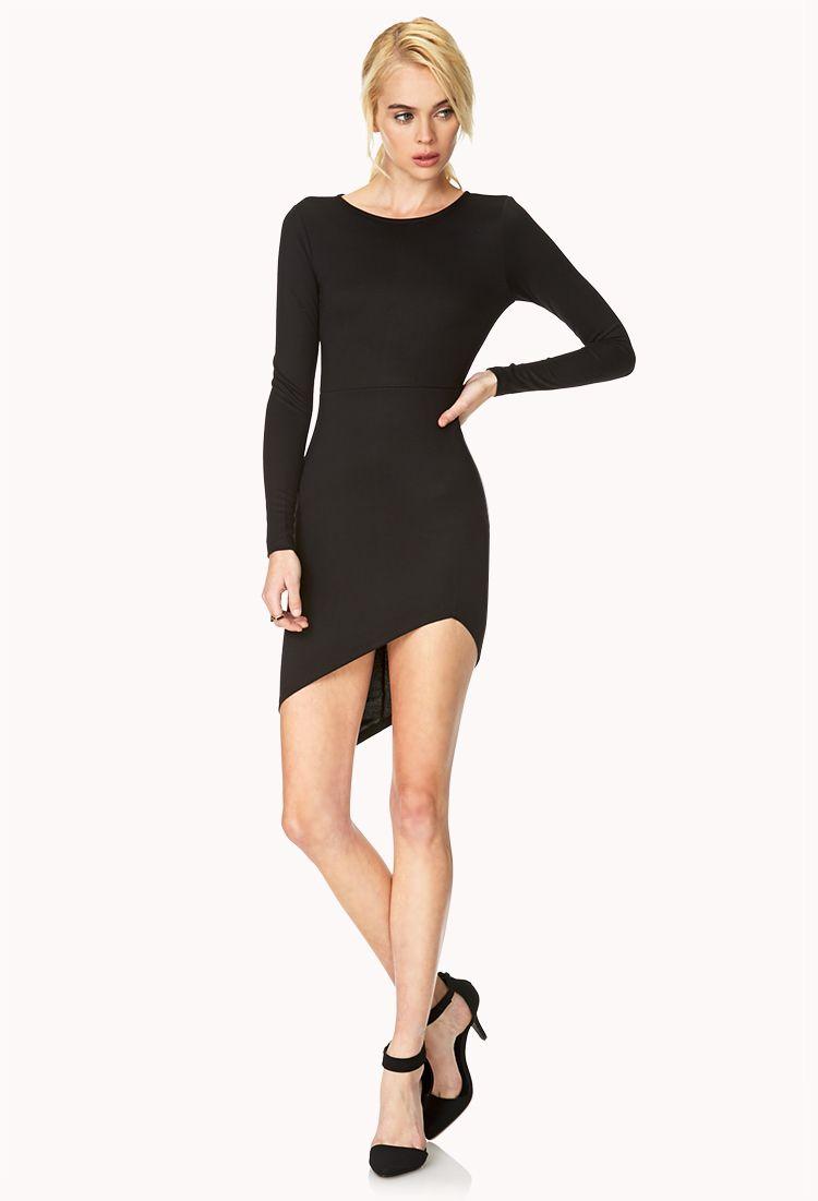 Modernist asymmetrical dress forever my style