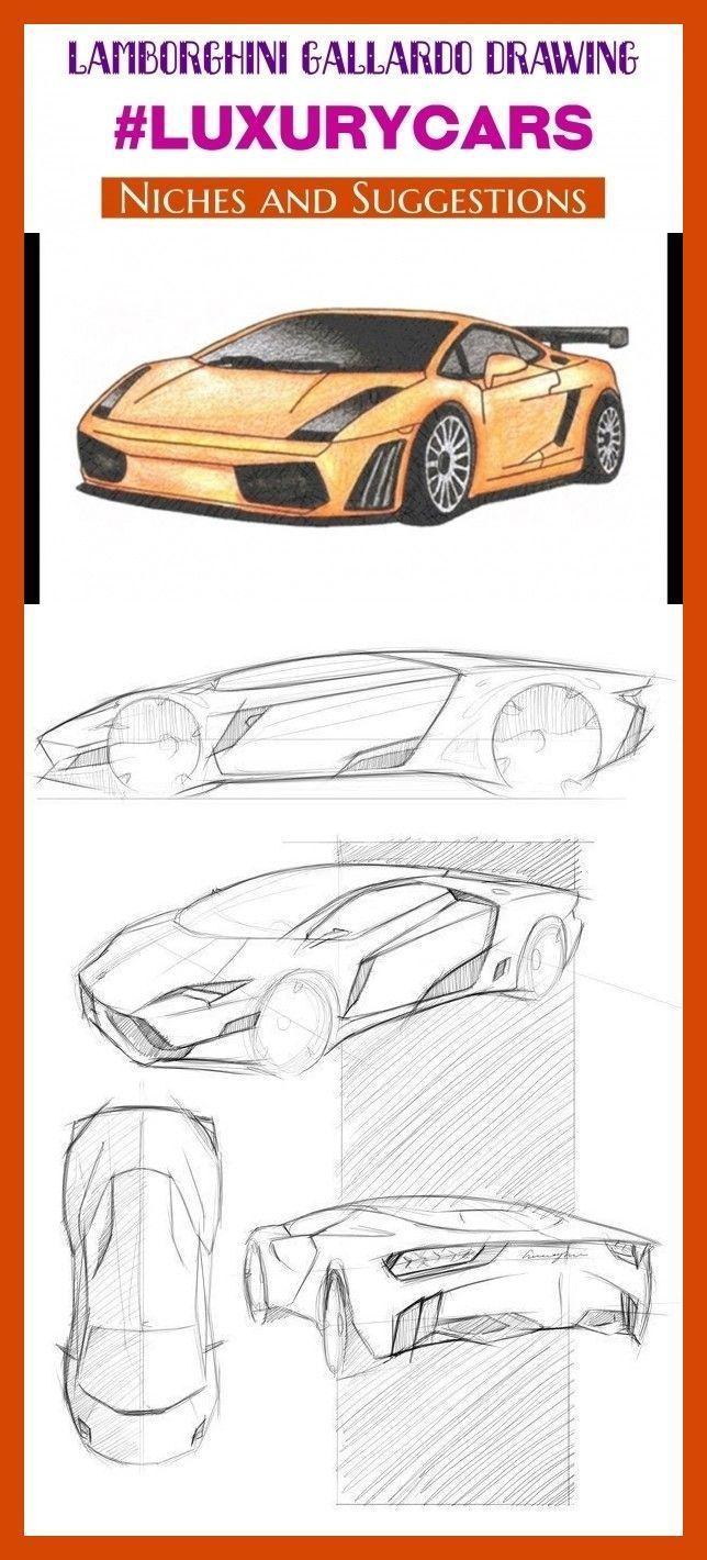 Lamborghini Drawing Lamborghini Drawing Lamborghini Zeichnung