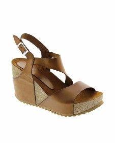 Sandalias cuña VAS cuero CORFU 031 | SHOES | Shoes, Sandals