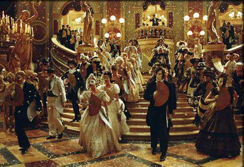 El Fantasma De La ópera Baile De Máscaras Mascarada Veneciana El Fantasma De La Opera