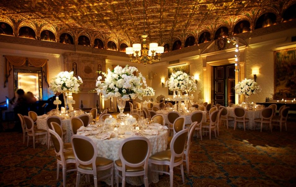 Gold Room - Photo by Grace Photography