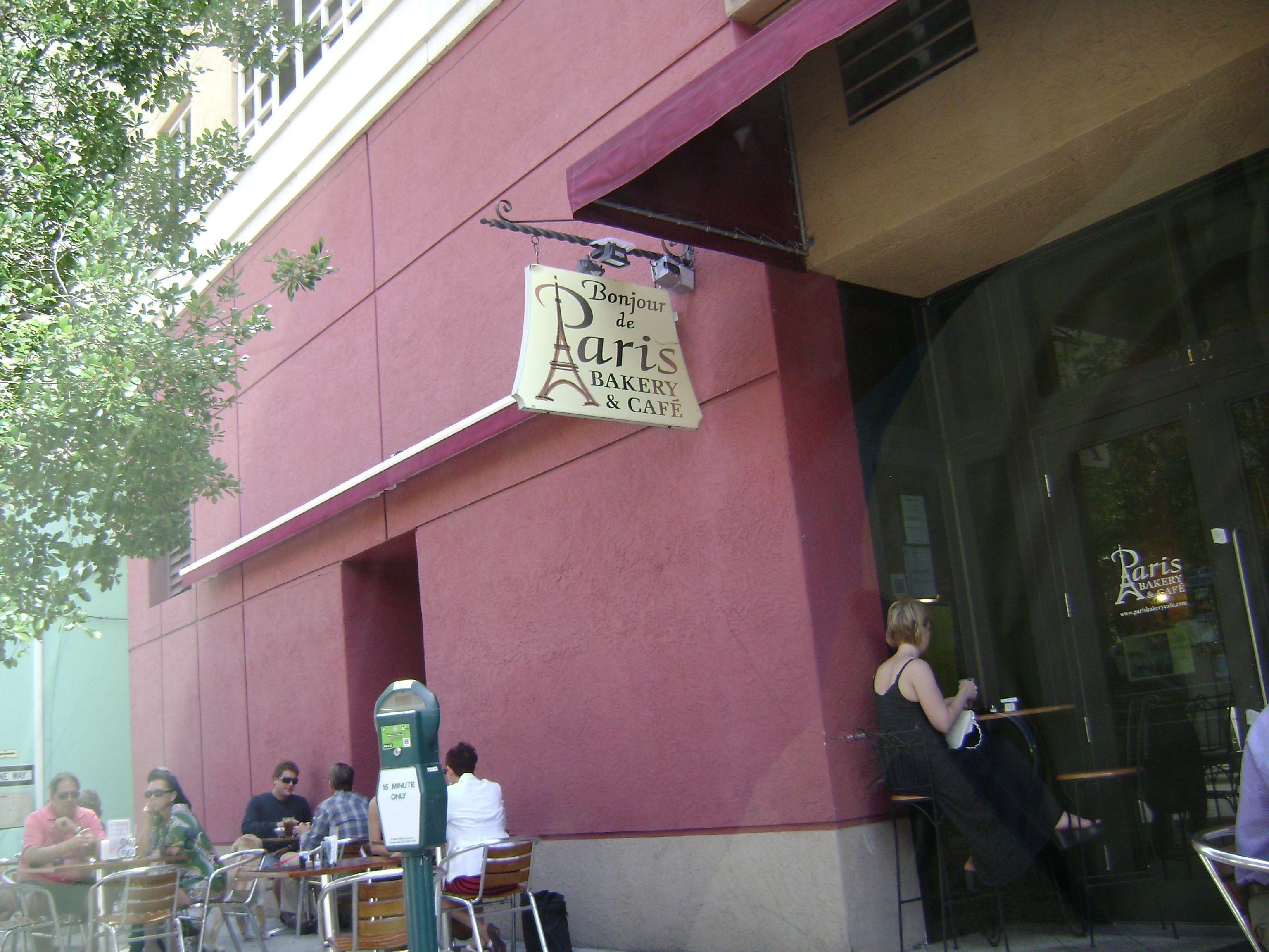 Bonjour De Paris Bakery Cafe In West Palm Beach Florida Tourism Florida Adventures Palm Beach