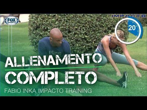 Impacto Training è un programma di allenamento ad alta intensità che accelera il metabolismo e consente di consumare grassi e calorie non solo durante l'alle...
