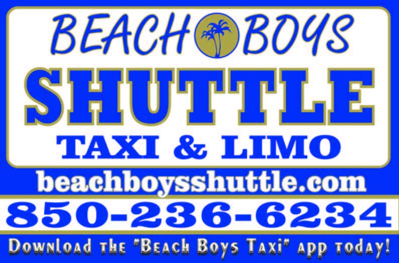 Beach Boys Shuttle Taxi Limo Taxi App Panama City Florida Panama City Panama
