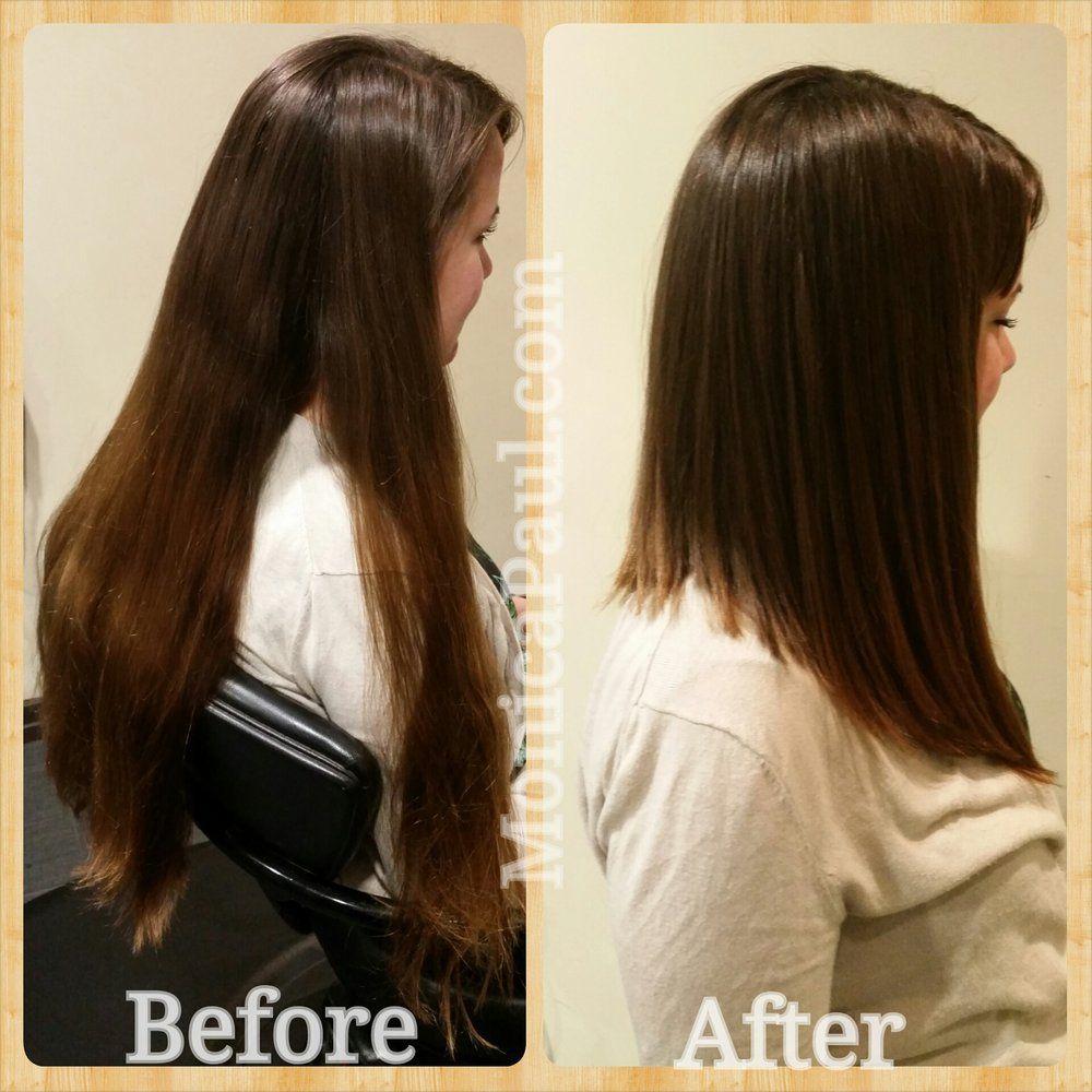 Long Aline Bob Hair Cut Yelp Styles I Can Wear Pinterest