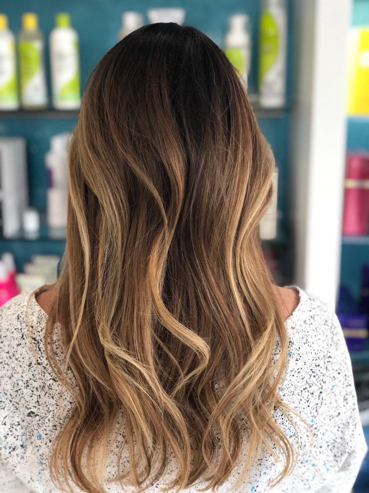Ombre By Danielle Studio 10 Boca Raton Great Haircuts Long Hair Styles Hair Treatment