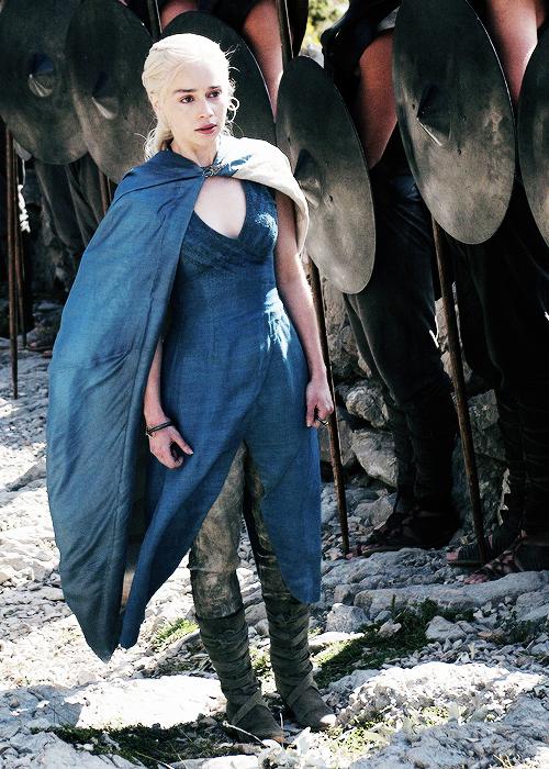 Daenerys Targaryen ||| Game of Thrones Season 4 | Valar ...  Daenerys Targar...