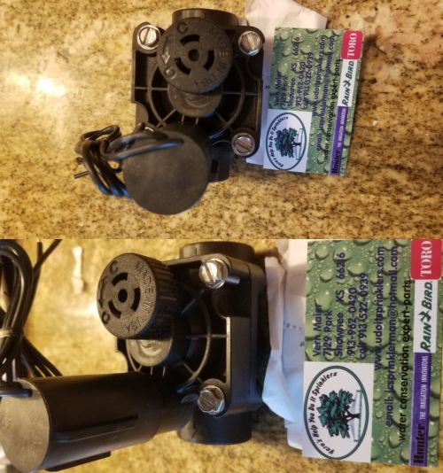Valves 75673: Signature 7911 Or Nelson 7900 Series 1 In Irrigation