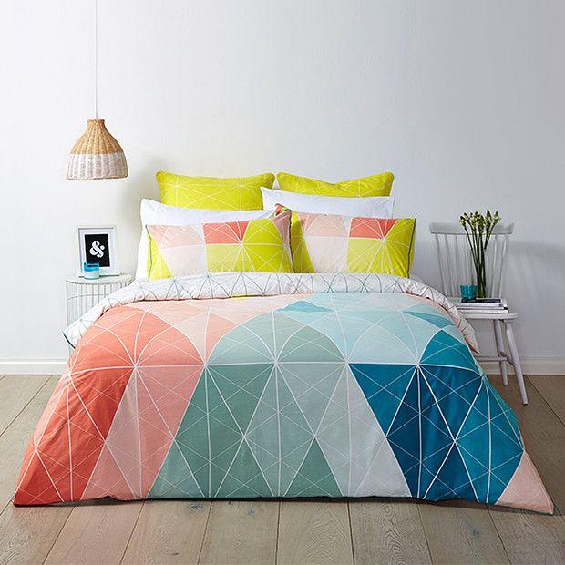 The Charlie Bedroom   Target Australia   Bedroom - Tess ... : target quilt covers - Adamdwight.com