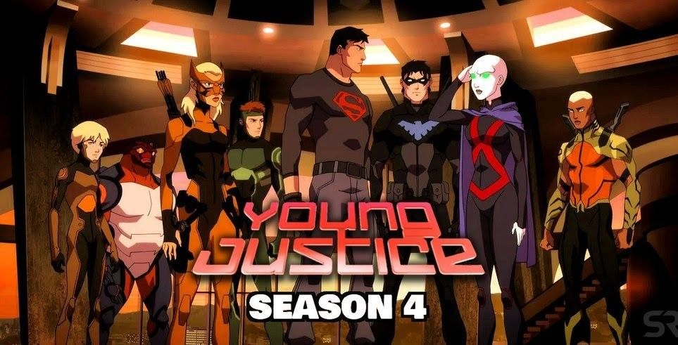 What To Expect From Young Justice Season 4 Is Young Justice Season 4 Happening And If So When Will Young Justice Season Young Justice Season 4 Young Justice